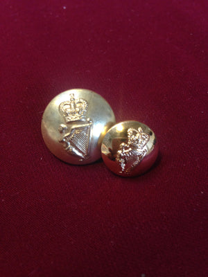 Ulster Defence Regt Buttons