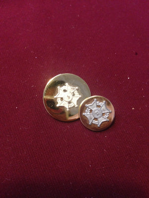 Rifle Brigade Buttons