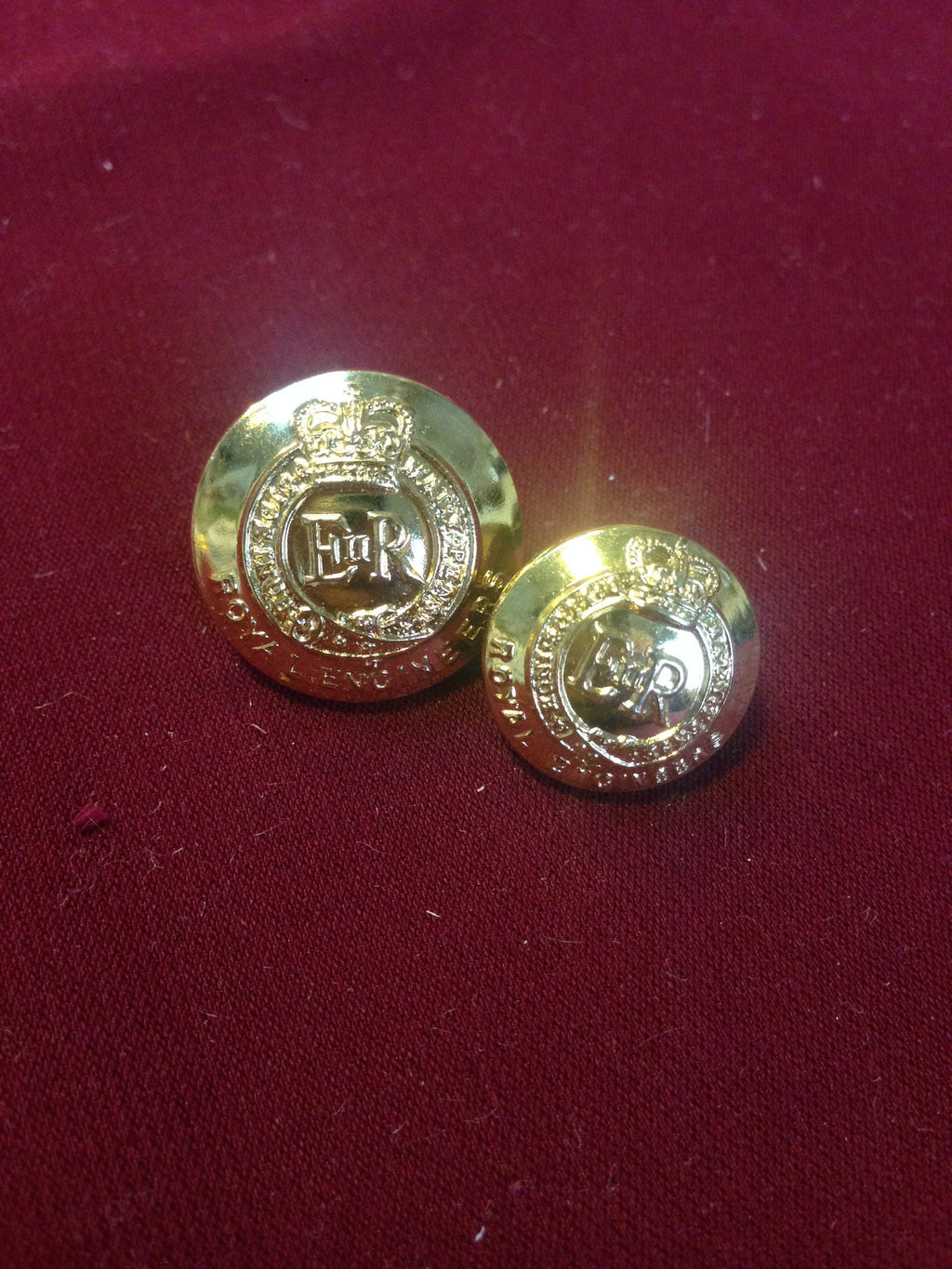 Royal Engineers Buttons