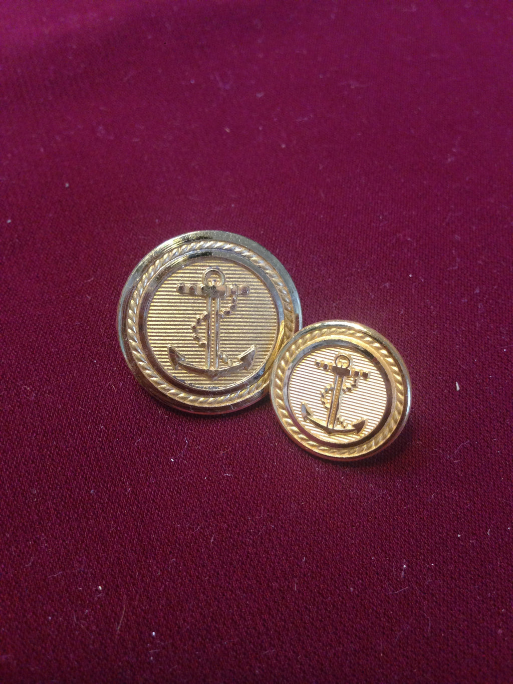 Anchor Buttons
