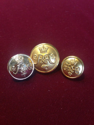 Grenadier Guards Buttons