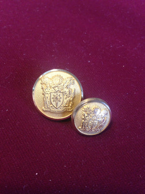 Royal College of Obstetricians and Gynaecologists Buttons