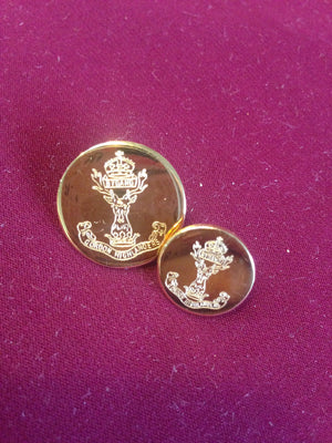 Gordon Highlanders Buttons