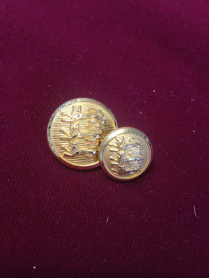 Three Lions Buttons