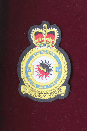 RAF 4th Squadron Blazer Badge