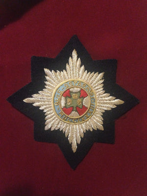 Irish Guards Cap Badge