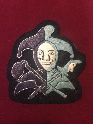 Jester Blazer Badge