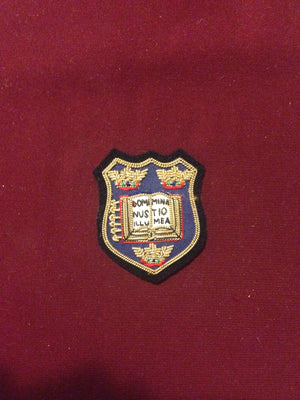 Oxford University Cap Badge
