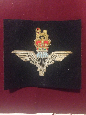The Parachute Regimental Association Blazer Badge (Blue)
