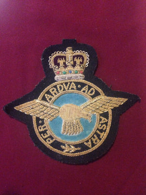 RAF Blazer Badge (old)