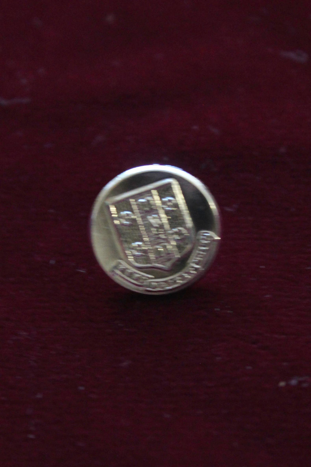 Rossall School Button