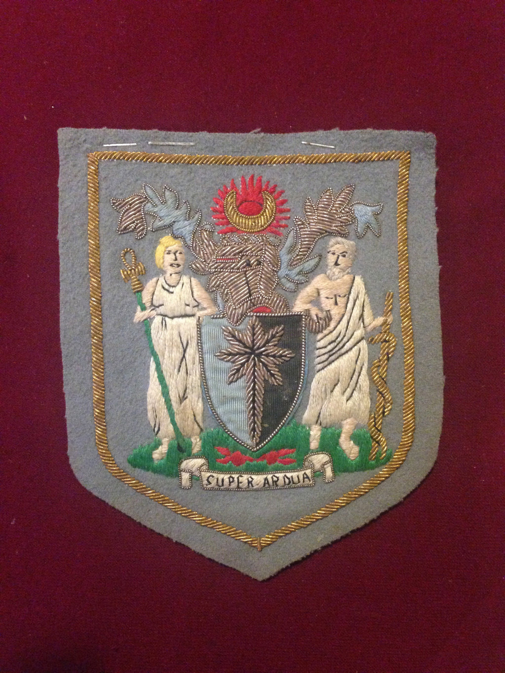 Royal College of Obstetricians and Gynaecologists Blazer Badge