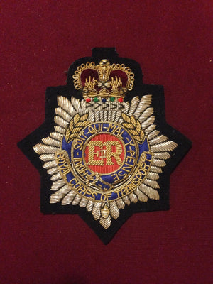 Royal Corps of Transport Blazer badge