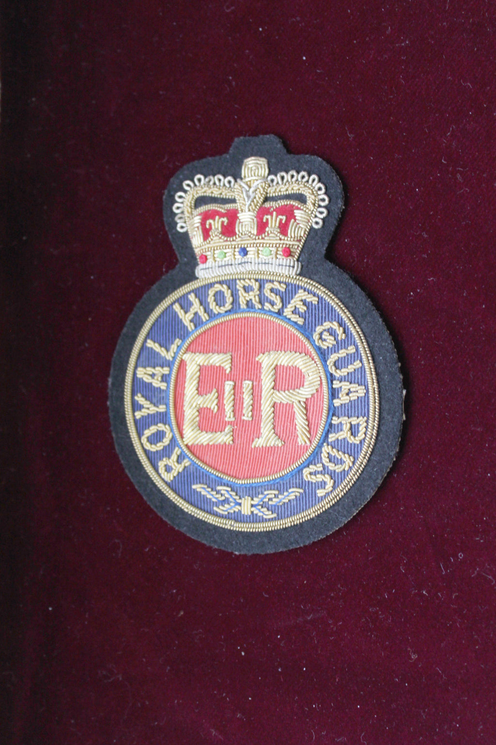 Royal Horse Guards Blazer Badge
