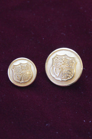 Royal Standard Buttons
