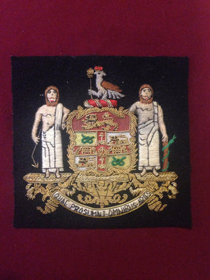Royal college of Surgeons Blazer Badge