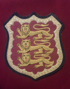 Lions of London Badges
