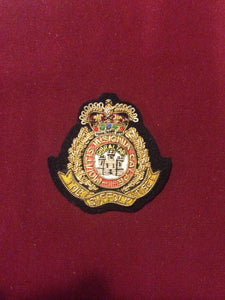 The Suffolk Regiment Cap badge