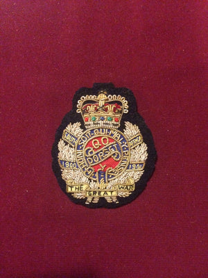 The Dorset Regiment Cap badge