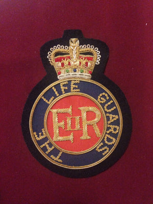 The Life Guards Blazer Badge