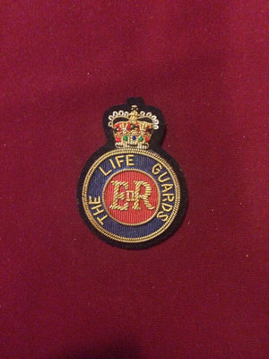 The Life Guards Cap Badge