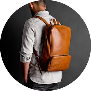 Leather Bags,Backpacks & Accessories by HANDWERS on Jetset Times SHOP