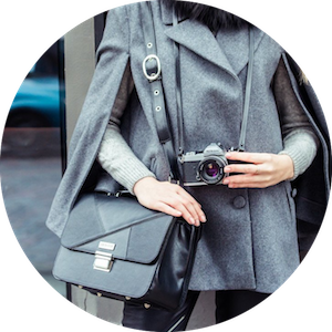 Premium Leather Camera Bags by POMPIDOO on Jetset Times SHOP