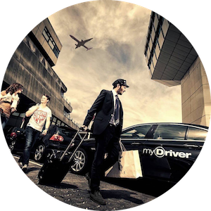 Premium Airport Transfer by myDriver on Jetset Times SHOP