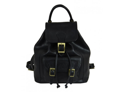 Women's Leather Backpack - Jane Eyre in Various Colors