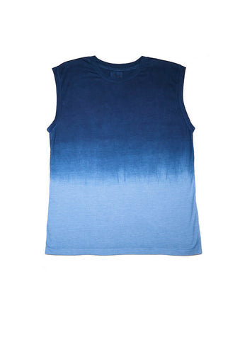 Dip Modal Tank for Men and Women - Indigo