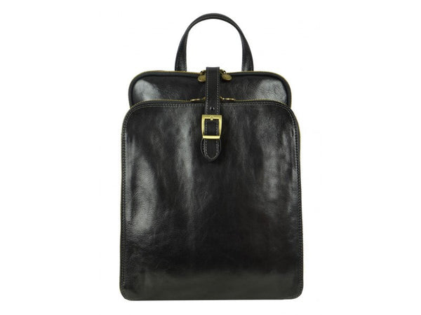 Women's Leather Backpack - Clarissa in Various Colors