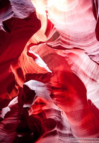 Antelope Canyon - Photography Wall Art Print