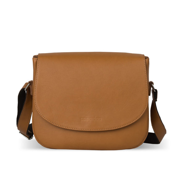 Geneva Camera Bag - Timber Brown