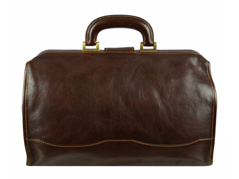 David Copperfield Leather Doctor Bag