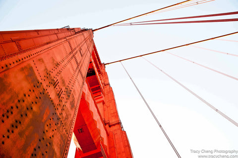 Golden Gate Bridge - Photography Wall Art Print