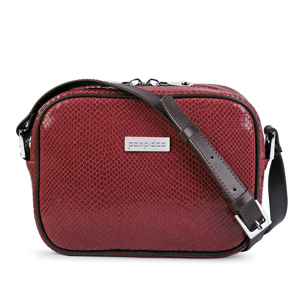 Paris Camera bag - Bourgogne (Limited Edition)