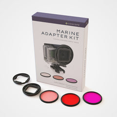 GoScope 52mm Marine Adaptor Kit for GoPro Camera by GoScope on Jetset Times SHOP