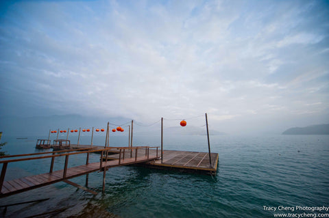 Sun Moon Lake - Photography Wall Art Print