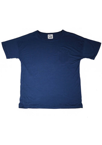 Take Me Everywhere T-Shirt for Men and Women - Deep Ocean Blue