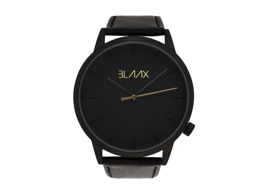 Blackout - Minimalist Watch for Men and Women by BLAAX on Jetset Times SHOP