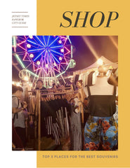 Bangkok SHOP City Guide Chapter for Offline PDF Download Use by Jetset Times SHOP