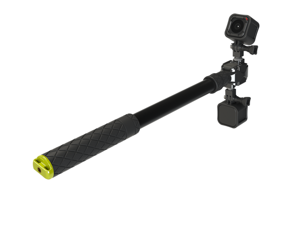 "GoScope Boost Plus - 17.5""-40"" Telescoping Pole for GoPro Camera by GoScope on Jetset Times SHOP"