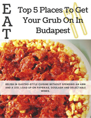 Budapest City Guide eBook - PDF Download Made For Travelers on Jetset Times SHOP