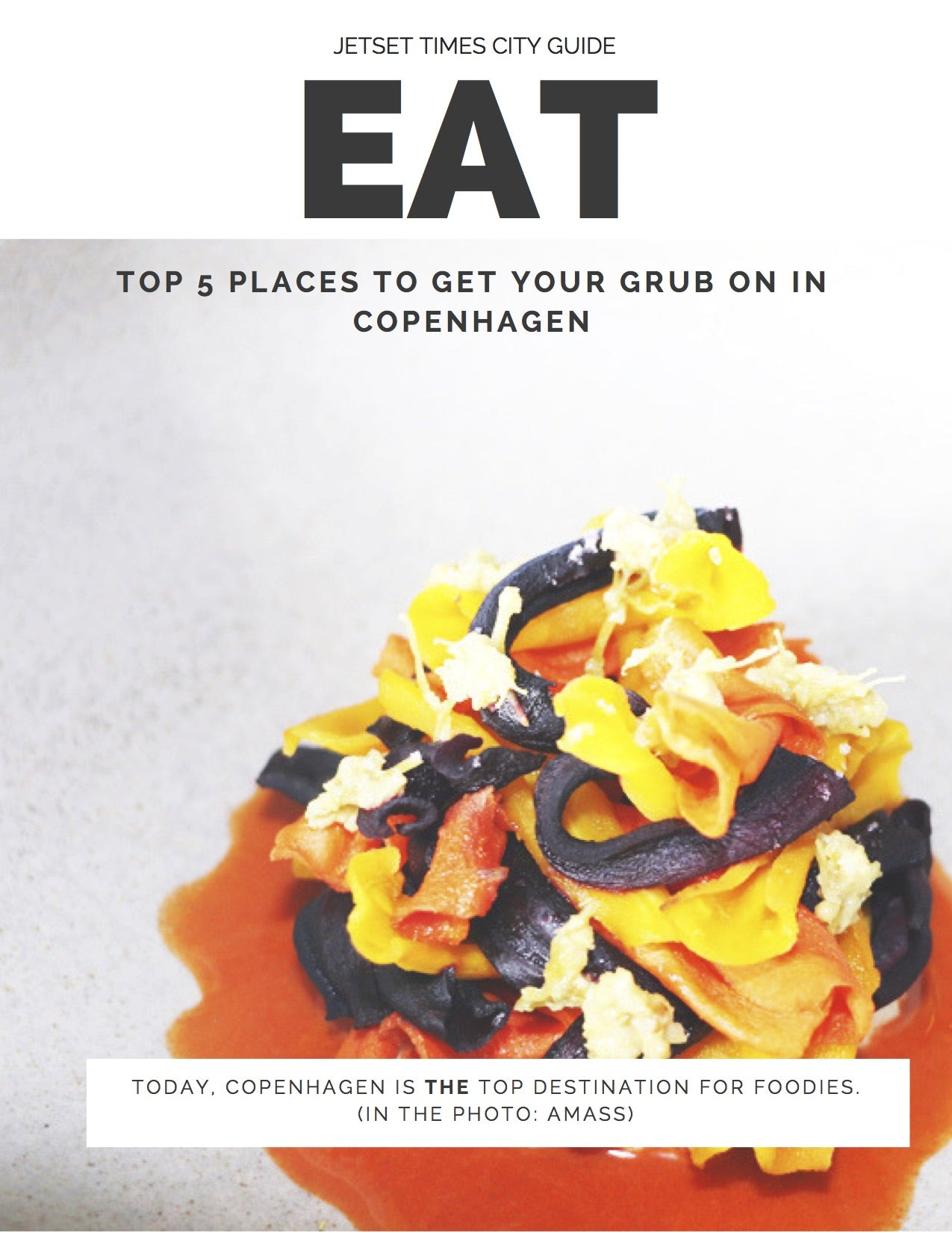 Copenhagen City Guide eBook PDF Download Made For Travelers on Jetset Times SHOP
