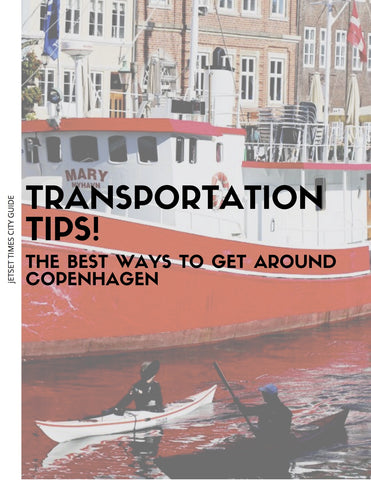 Jetset Times Copenhagen City Guide eBook - PDF Download