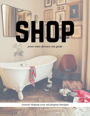 Florence City Guide eBook - Chapter 2 Florence SHOP by Jetset Times