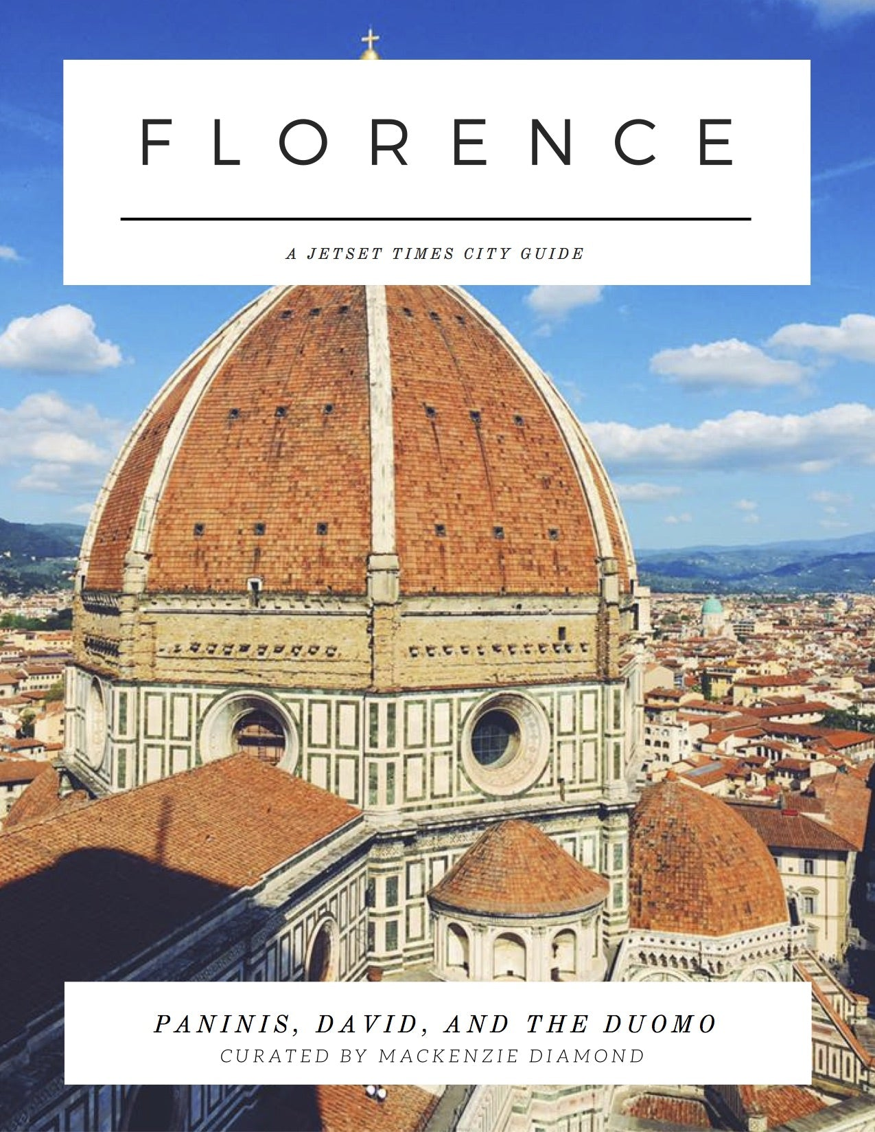 Florence City Guide eBook by Jetset Times