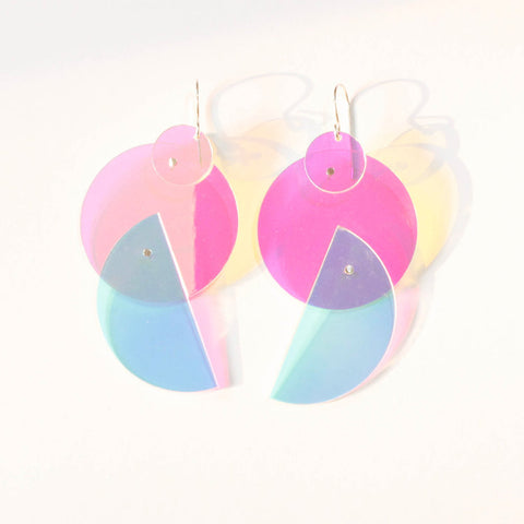 Women's Earrings - Let There Be Light No 3 [LIMITED EDITION]