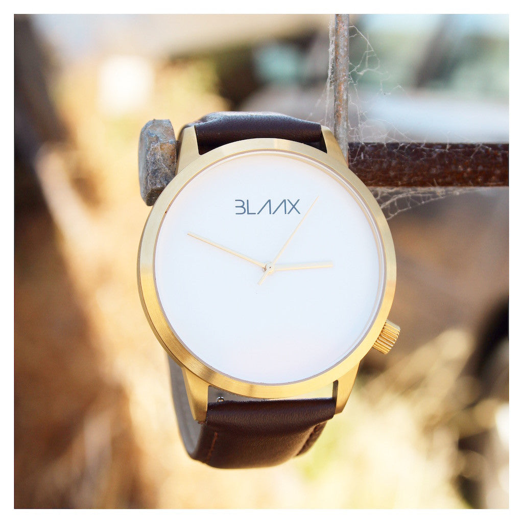 Hawker - Minimalist Watch for Men and Women by BLAAX on Jetset Times SHOP