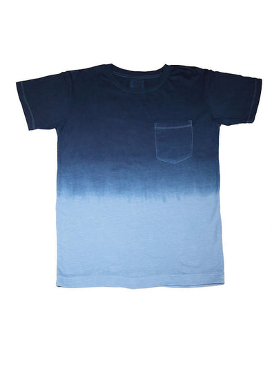 Dip Modal T-Shirt in Indigo for Men and Women by One For The Road on Jetset Times SHOP